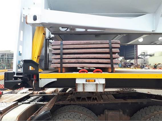 Copper Anode Pack Loaded